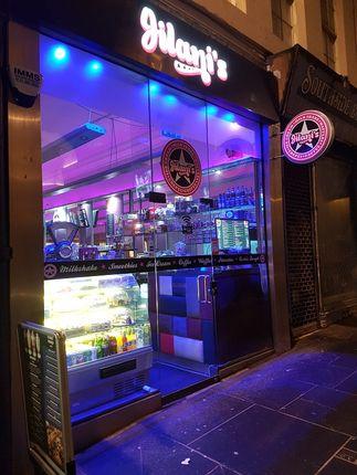 Thumbnail Restaurant/cafe for sale in South Bridge, Edinburgh