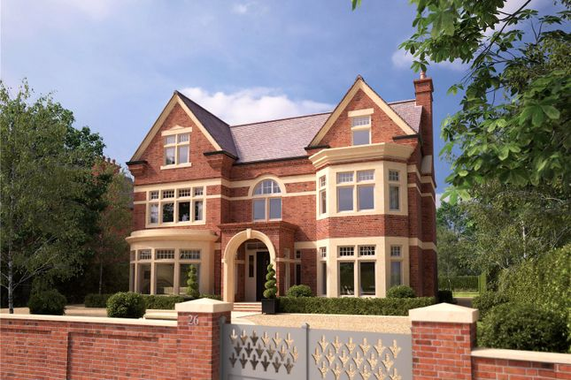 Thumbnail Detached house for sale in Woodborough Road, London