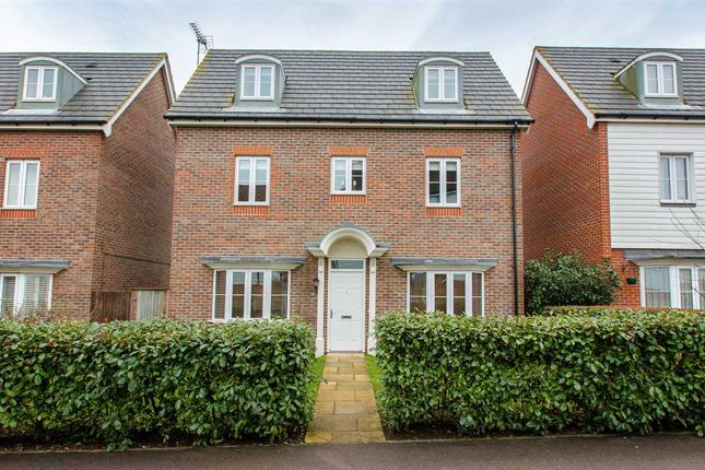 Thumbnail Detached house for sale in Rose Walk, Sittingbourne