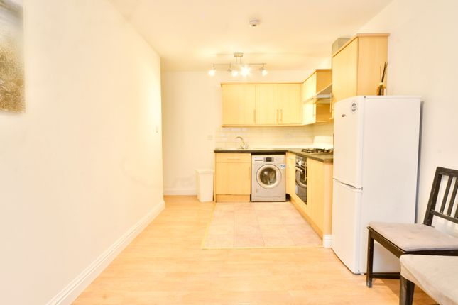 Thumbnail Flat to rent in Front Hill Road, London