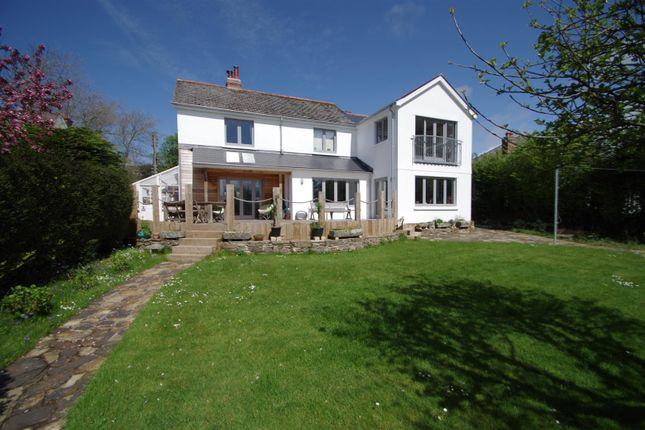Thumbnail Detached house for sale in Lower Park Road, Braunton