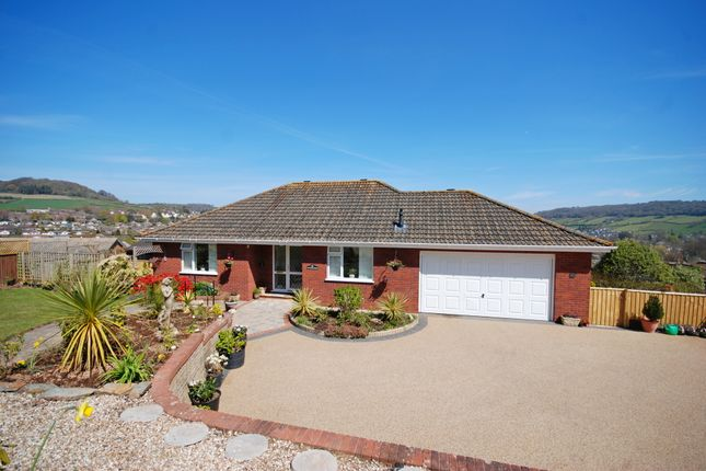 Thumbnail Detached bungalow for sale in Balfour Gardens, Sidmouth