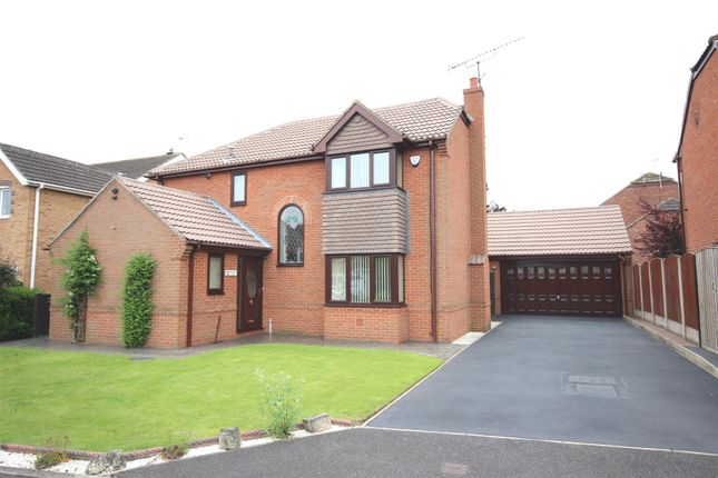 Thumbnail Detached house for sale in Waterdale Close, Sprotbrough, Doncaster