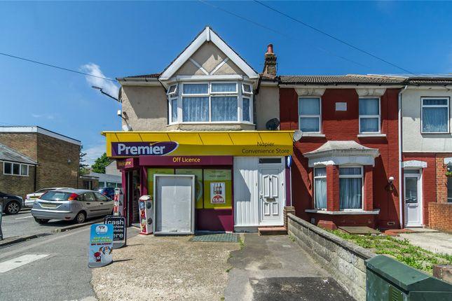 Thumbnail Flat for sale in Napier Road, Gillingham, Kent