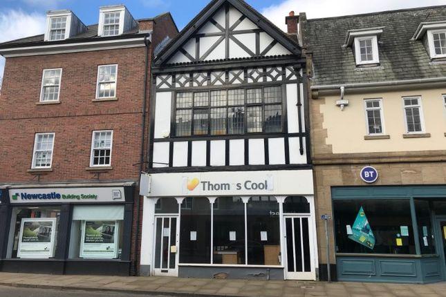 Thumbnail Retail premises to let in Bridge Street, Morpeth