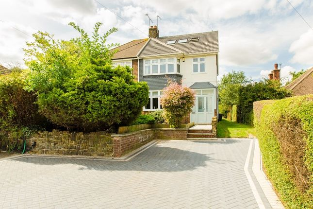 4 bed semi-detached house for sale in Whitehill Lane, Gravesend