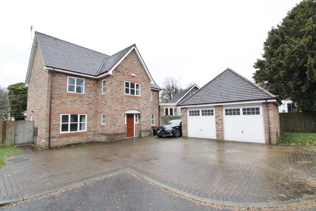 Thumbnail Detached house for sale in Farriers Gate, Bassaleg, Newport