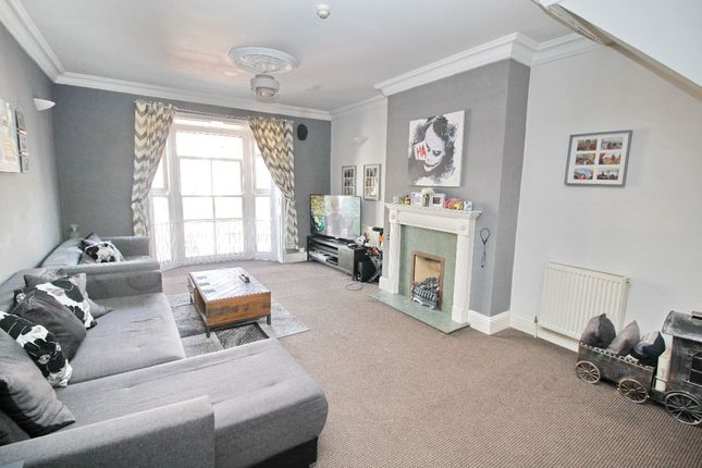 Thumbnail Terraced house for sale in Castle Road, Southsea