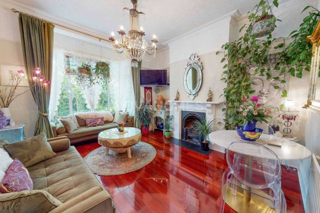Thumbnail Maisonette for sale in Rochester Road, North Hill