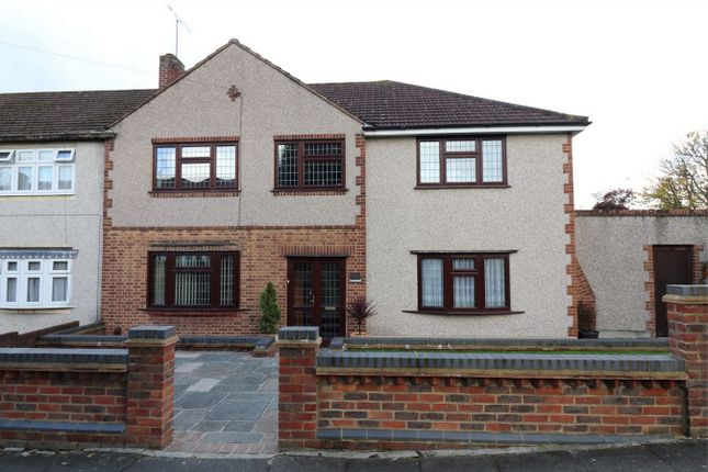 Thumbnail Semi-detached house for sale in Tweed Glen, Romford, Greater London