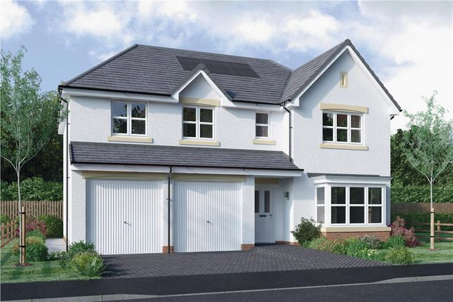 "Thumbnail 5 bed detached house for sale in ""Kinnaird"" at North Road, Liff, Dundee"