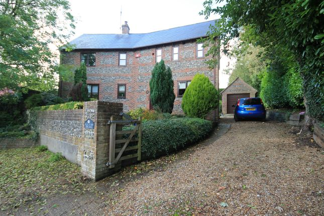 Thumbnail Detached house for sale in Dorchester Road, Stratton, Dorchester