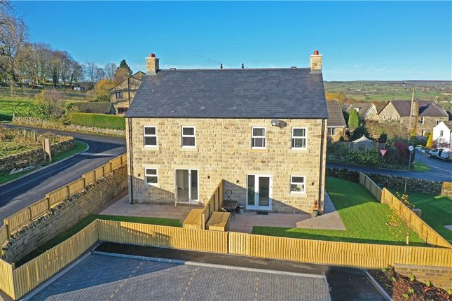 Thumbnail Semi-detached house for sale in Plot 1 Deer Glade, Darley, Harrogate, North Yorkshire