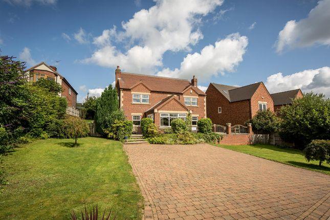 Thumbnail Detached house for sale in Bradley Drive, Belper, Derbyshire