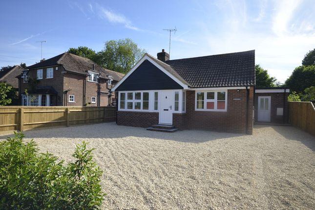 Thumbnail Detached bungalow to rent in Aylesbury Road, Great Missenden