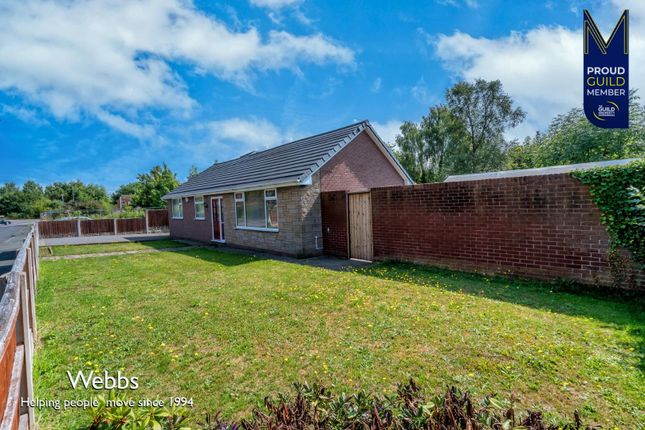3 bed detached bungalow for sale in Pear Tree Lane, Brownhills, Walsall WS8