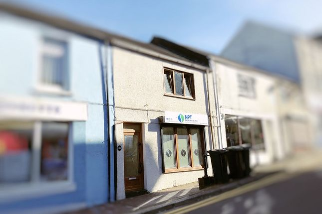 Thumbnail Flat to rent in Villiers Street, Briton Ferry, Neath, Neath Port Talbot.