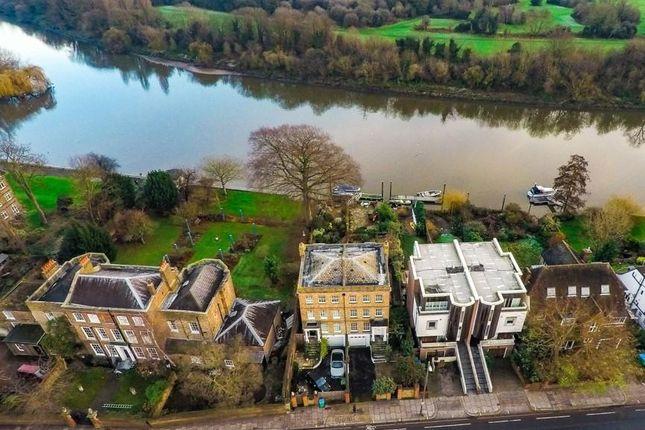 Thumbnail Semi-detached house for sale in Cross Deep, Twickenham