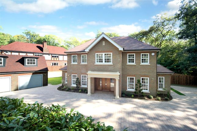 Thumbnail Detached house for sale in Chorleywood, Hertfordshire