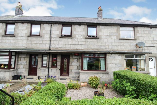 Thumbnail Terraced house for sale in Faulds Gate, Aberdeen