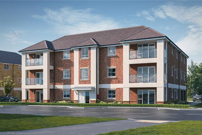Thumbnail Flat for sale in The Hawley Collection, Minley Road, Blackwater