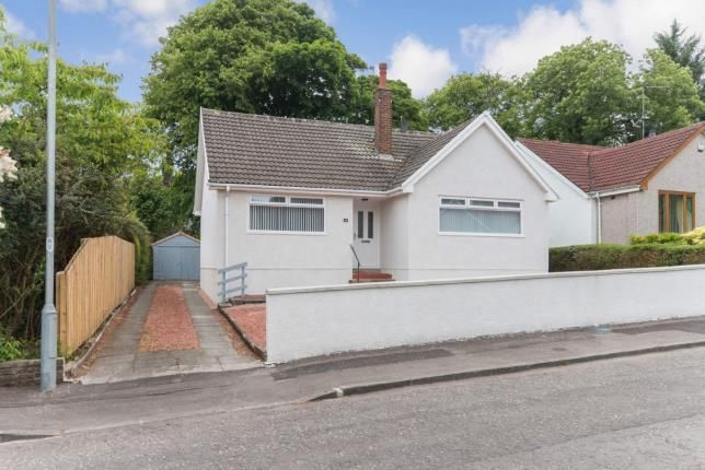 Thumbnail Bungalow for sale in Arran Crescent, Beith, North Ayrshire, .