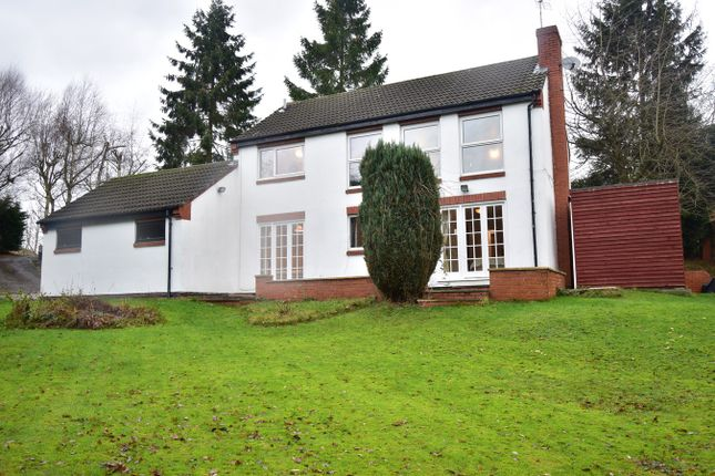 Thumbnail Detached house for sale in Lea Vale, South Normanton, Alfreton