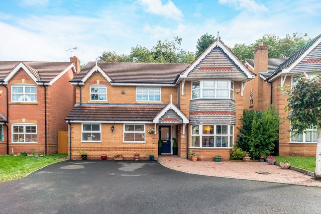 Thumbnail Detached house for sale in Woodchurch Grange, Sutton Coldfield