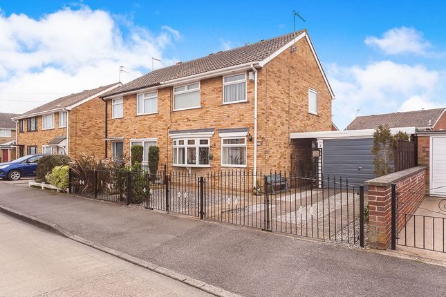 Thumbnail Semi-detached house for sale in Mount Vernon, Bilton, Hull