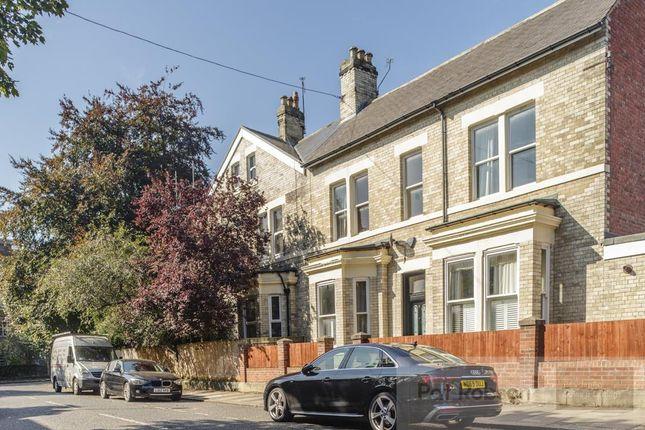 Thumbnail Semi-detached house for sale in Gowan Terrace, Jesmond, Newcastle Upon Tyne