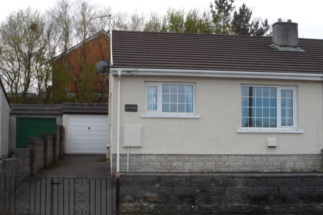 Thumbnail Bungalow to rent in Heol Y Bardd, Bridgend