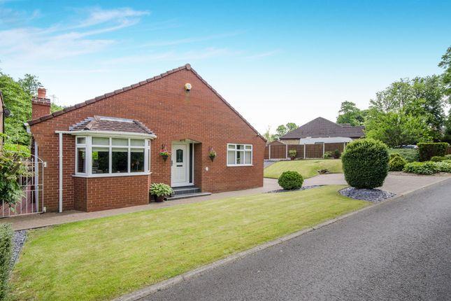 Thumbnail Detached house for sale in Roundwood Road, Ossett
