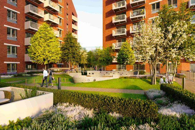 3 bed flat for sale in Barratt Industrial Park, Gillender Street, London E3