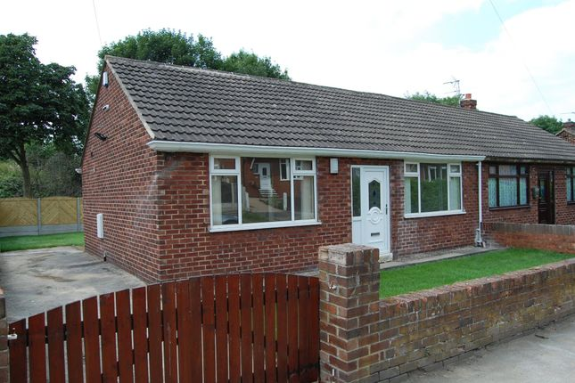 Thumbnail Semi-detached bungalow to rent in Cliff Park Avenue, Wakefield