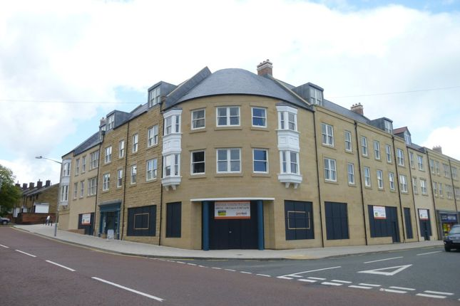 Thumbnail 1 bed flat to rent in Towergate, Clayport Street, Alnwick, Northumberland