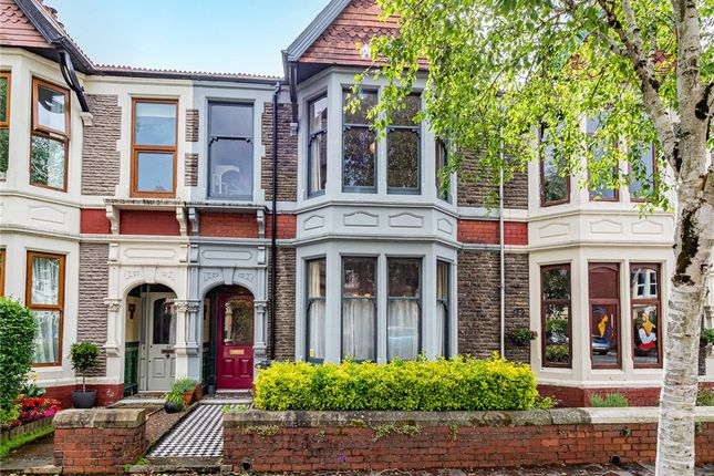 4 bed terraced house for sale in Kimberley Road, Penylan, Cardiff CF23