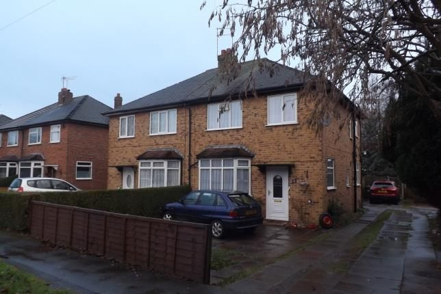 Thumbnail Semi-detached house for sale in Meads Road, Alsager, Cheshire