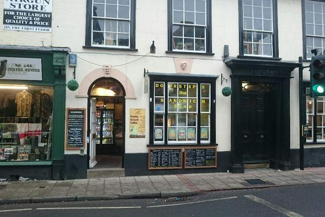 Thumbnail Restaurant/cafe to let in Sandwich Takeaway, Salisbury