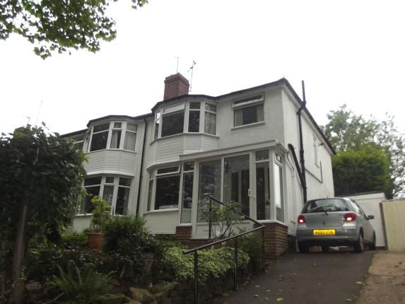 Thumbnail Semi-detached house for sale in Hillyfields Road, Birmingham, West Midlands