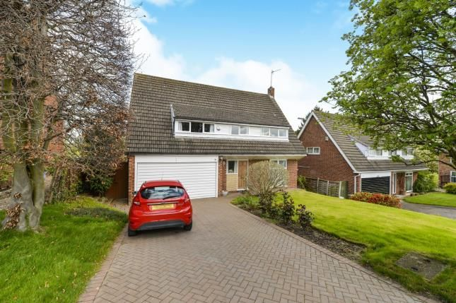 Thumbnail Detached house for sale in Goose Pasture, Yarm, Stockton On Tees
