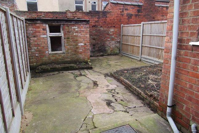 Rear Yard of High Street, Gainsborough DN21
