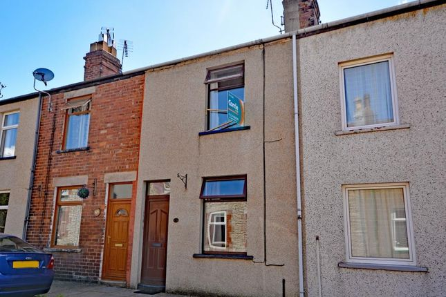 Thumbnail Terraced house for sale in Cox Street, Ulverston