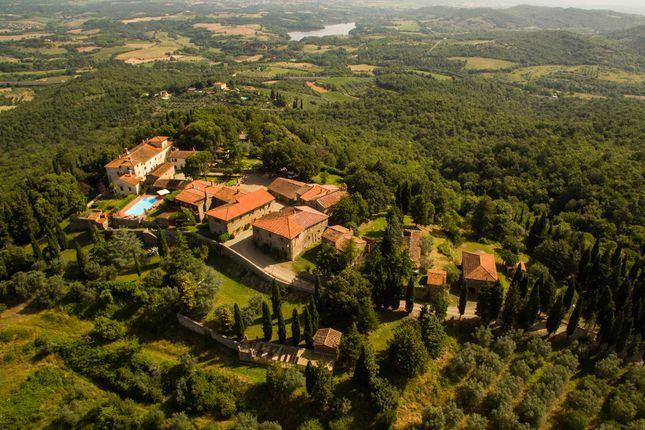 Thumbnail Farm for sale in Montarfoni, Civitella In Val di Chiana, Arezzo, Tuscany, Italy