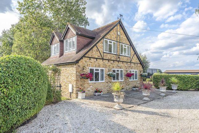 Thumbnail Detached house to rent in Ryehurst Lane, Binfield