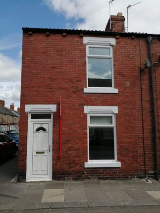 Thumbnail Terraced house for sale in Short Street, Bishop Auckland