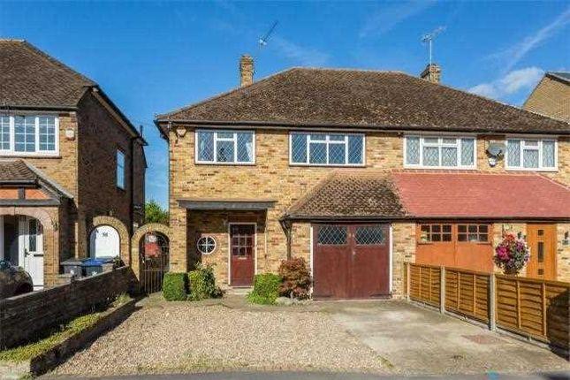 Semi-detached house for sale in Newtown Road, Denham, Uxbridge