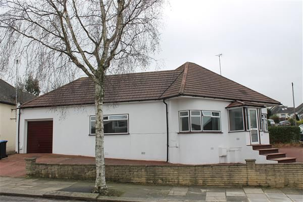 Thumbnail Bungalow to rent in Winston Avenue, London