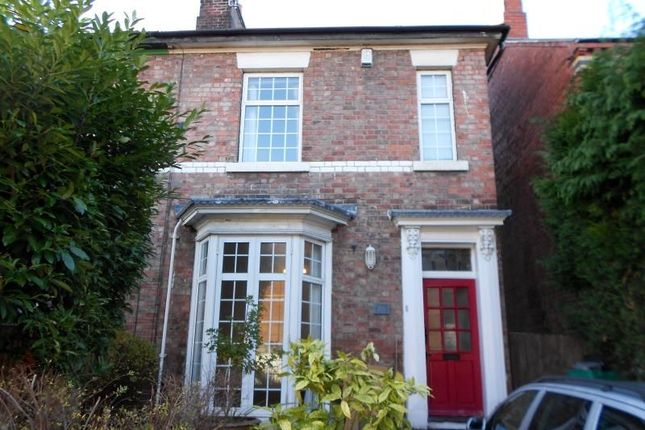 Thumbnail Semi-detached house to rent in Talbot Road, Wrexham