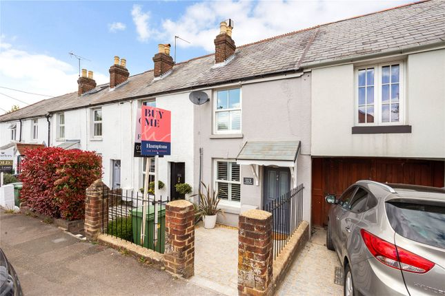 2 bed terraced house for sale in Alresford Road, Winchester, Hampshire SO23