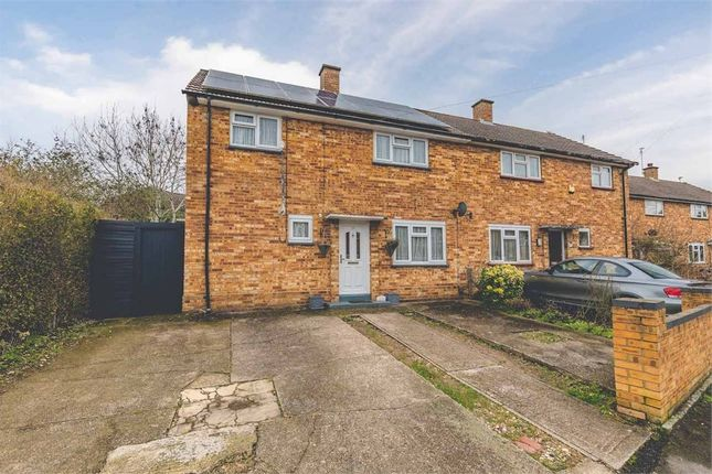 Thumbnail Semi-detached house for sale in Keel Drive, Slough, Berkshire